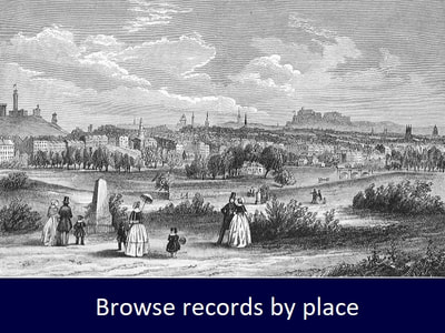 Browse records by place